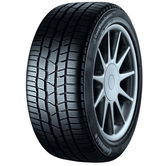 CONTINENTAL Contiwintercontact ts 830 p 205/60 R16 92H